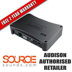 Audison Prima AP59Bit 5 Channel Amp w/ Processor - FREE TWO YEAR WARRANTY
