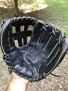 "SUPER RARE 11"" Wilson A2000 SS RHT Japan leather baseball glove infield scooper"