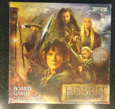 The Hobbit: The Desolation of Smaug Board Game New Factory Sealed!