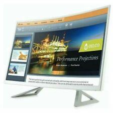 "HP 32"" N320C Curved Monitor - 16:9 Aspect Ratio 1920 x 1080 VGA, DVI-D + HDMI"
