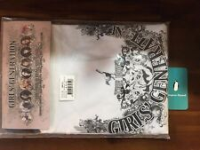 SNSD Girls' Generation The Boys Official T-Shirts S SIZE Limited Edition Sealed