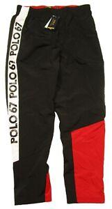 Polo Ralph Lauren Performance Men's Black Lightweight Polo 67 Track Pants
