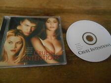 CD OST Soundtrack - Roger Kumble : Cruel Intentions (14 Song) VIRGIN REC jc