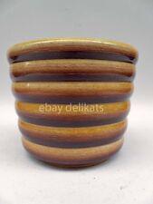 Colonnata Sesto Fiorentino Ceramica piccolo vaso cachepot art deco