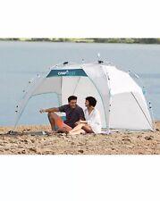 Camp Valley 6' x 8' Instant Sport Sun Shade Shelter UV Tent Beach Canopy Cabana