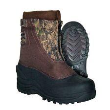 Girls Itasca SnowStomper Winter Boot Camo Brown Size 8 #QE987-928