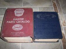 1969 Ford F100 F250 F350 F-Series Pickup Truck Factory Parts Catalog Manual Set