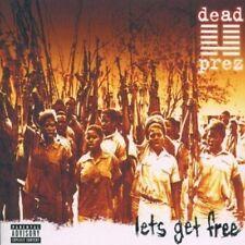 dead prez - Lets Get Free [CD]
