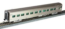 Broadway-Limited HO Scale 521 D&RGW Sleeper Car # 1135 Silver Gull