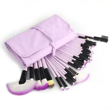 32PCS Pro Soft Cosmetic Eyebrow Shadow Makeup Tools Brush Set Kit + Pouch Bag