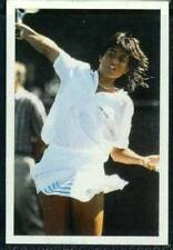 Scarce Trade Card of Gabriela Sabatini, Tennis 1986