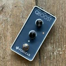 More details for foxgear q boost - effects pedal - pre-owned