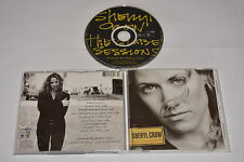 SHERYL CROW - THE GLOBE SESSIONS - MUSIC CD RELEASE YEAR: 1998