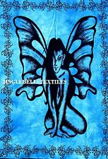 """Traditional Angel Poster 30x40"""" inch Ethnic Cotton Hanging Hippie Wall Art"""