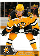 2014-15 UPPER DECK AHL #25 DAVID PASTRNAK R/C-BOSTON BRUINS