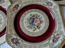 Rosenthal Ivory  Square 10 Salad Plates  Excellent Shape 8 Inches