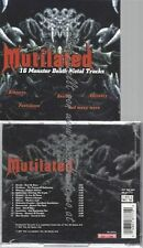 CD--VARIOUS UND BRUJERIA--MUTILATED
