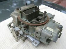 1968 SHELBY MUSTANG 289 FACTORY HOLLEY CARB #4118-S
