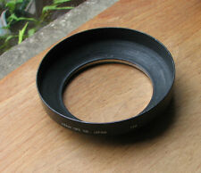 genuine Asahi PENTAX 60mm clamp on lens hood for 28mm f3.5  (over 58mm filter)