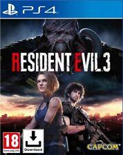 Resident Evil 3 Remake - PS4 📥