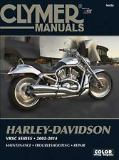 Harley-Davidson VRSC Series 2002-2014 (Clymer Motorcycle Repair), Penton Staff