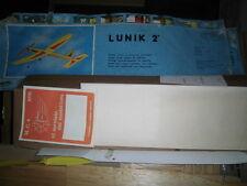 Mantua Model Lunik 2 Wingspan Glider Aereomodello
