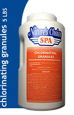 Spa Chlorinating Granules for Hot Tub 5 LB