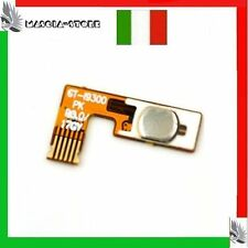 FLAT Flex TASTO ACCENSIONE On/Off  i9300 GALAXY S3 III G Ricambio per SAMSUNG