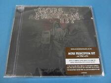 MORS PRINCIPIUM EST .. AND DEATH SAID LIVE CD + BONUS TRACK $2.99 S&H