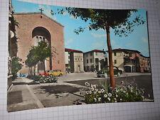 Cartolina Castel d'Aiano Piazza Nanni Levera (ps1362)