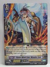 Cardfight!! Vanguard Flame Wind Lion, Wonder Ezel G-BT07/028EN R N-MINT