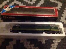 Lima Deltic D9003 Meld Locomotive Train