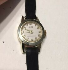 Vintage ladies AMC Pierpont mechanical watch for repair/parts