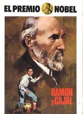 Ramon y Cajal ( El  Premio Nobel nº 6 )  , Flores Lázaro