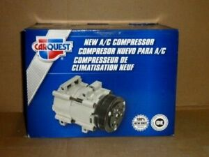 Carquest A/C Compressor With Clutch T58994 Fit '00-'03 Buick ac air conditioning