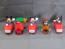 Lot McDonalds Happy Meal Toy 1995 Disneyland Adventures 40th Anniversary Viewers