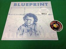 Alice Bag Blueprint NEW Blue Colored Vinyl Rock LP Piranha Records