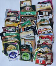 More details for belgium beer bottle labels collection - job lot - 80s/90s/00s - 400 plus labels
