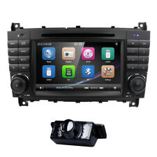 "7"" Mercedes Benz C Class C230 C240 C280 C320 C350 Car DVD GPS Navigation Stereo"