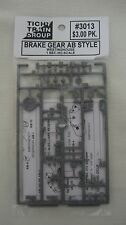 Tichy Train Group 3013 HO Scale Brake Gear Details Westinghouse AB Style