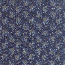 Polka-Dots & Paisleys Blue 14802 18 by Minick & Simpson
