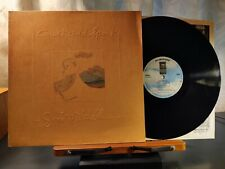 Joni Mitchell Court & Spark  Asylum 7E 1001 TAS LIst embossed cover