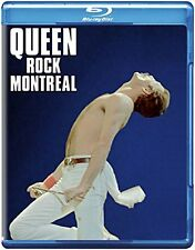 QUEEN-ROCK MONTREAL & LIVE AID-JAPAN BLU-RAY K91