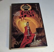 Birds of Prey by David Drake (1984, Large Paperback) 1st Edition