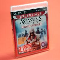 ASSASSIN'S CREED BROTHERHOOD PS3 ESSENTIALS nuovo in italiano