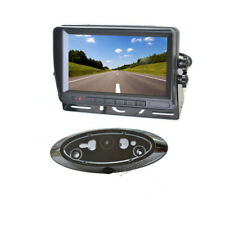 Reversing Camera + 7 inch Rear View Monitor Screen Display for Ford Ranger