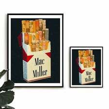 Mac Miller Poster Poster Tooting Market, Wandsworth, Wall Art South London Gift