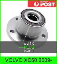 Fits VOLVO XC60 2009- - Front Wheel Bearing Hub