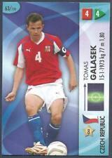 PANINI FIFA WORLD CUP-GOAAL 2006- #063-CZECH REPUBLIC-TOMAS GALASEK