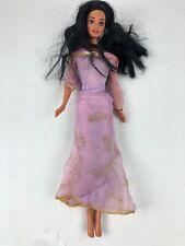Vintage 1992 Princess Jasmine Doll By Mattel no original packaging
